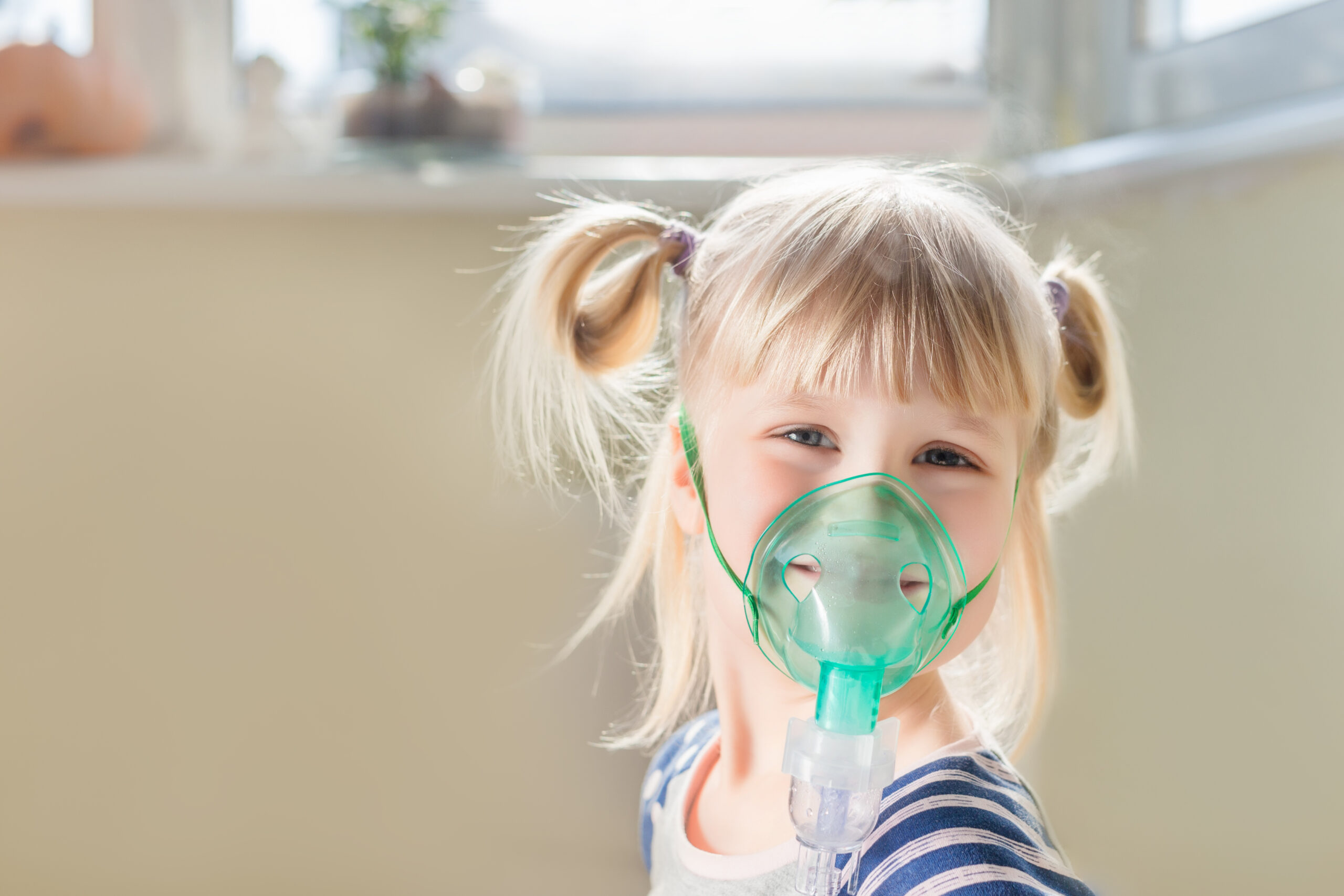 Inhalationstherapie mit Schumacher und Partner